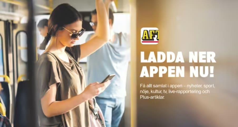 Aftonbladet nyheter app