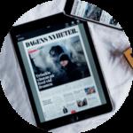 DN app nyheter