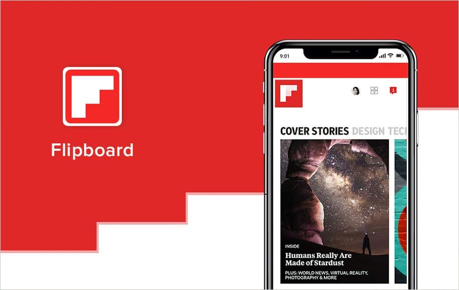 Flipboard nyheter