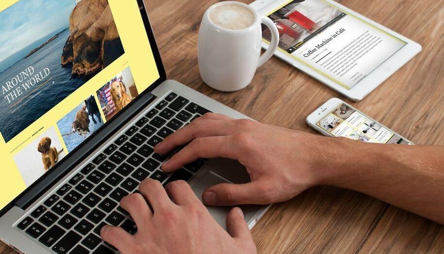 Försörja sig på bloggning