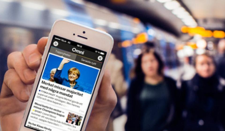 Den svenska appen Omni